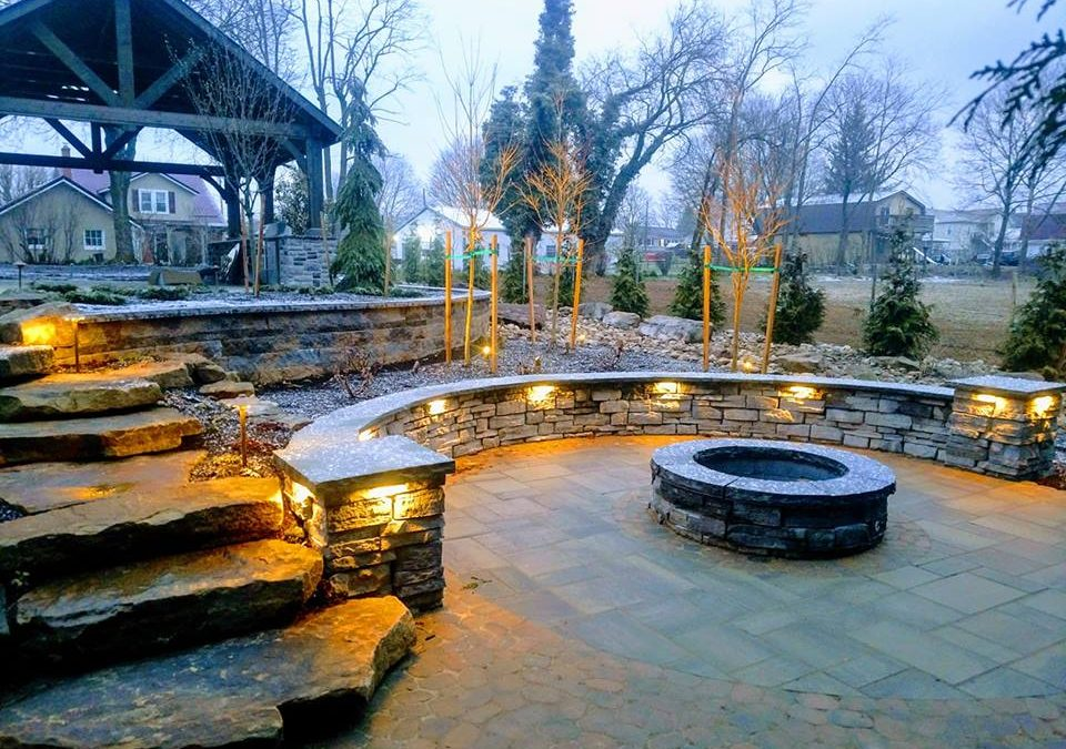 Four Creative Ways To Implement Outdoor Lighting Into Your