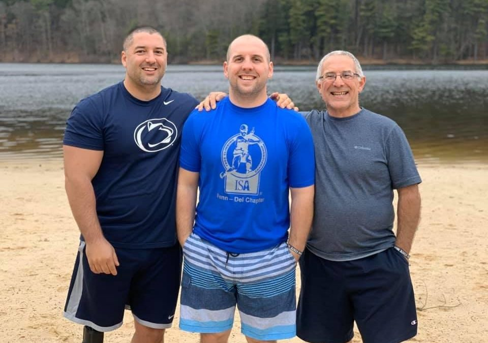 Polar Plunge: Help CVTS-L and Penn State Mont Alto Fight Children's Cancer